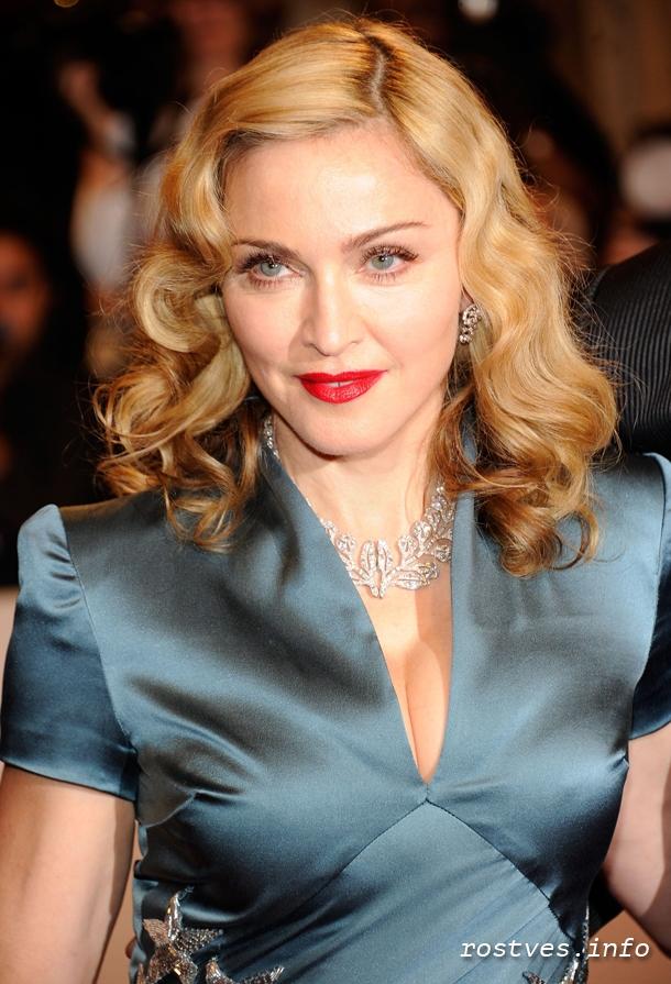Мадонна рост вес сейчас игры губка боб посмотреть